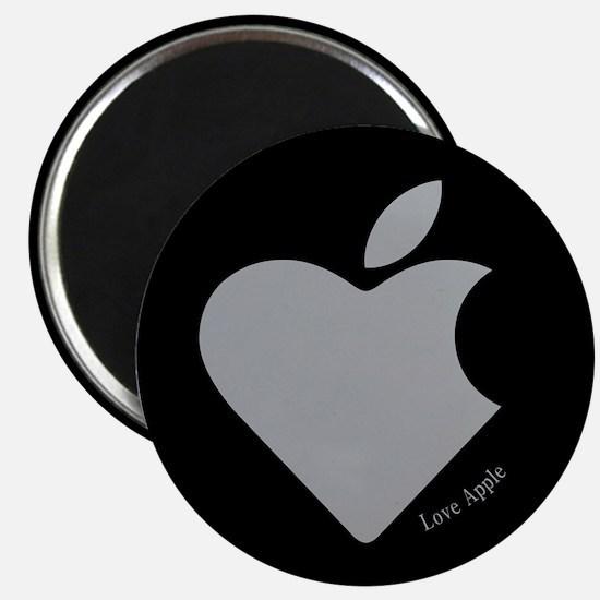 Love Apple Magnet