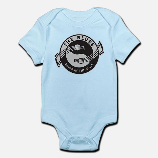 The Blues USA Infant Bodysuit