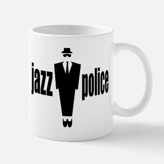 JAZZ POLICE, Mug