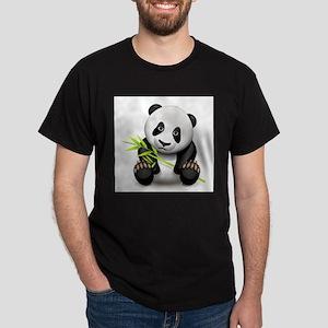 Panda Bear Dark T-Shirt