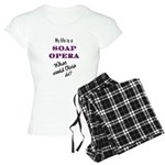 What Would Olivia Do? Women's Light Pajamas