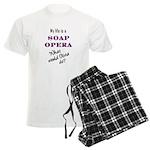 What Would Olivia Do? Men's Light Pajamas