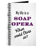 What Would Olivia Do? Journal