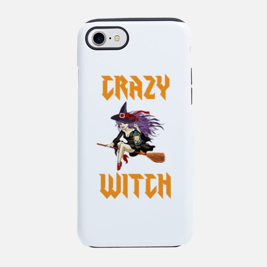 CRAZY WITCH iPhone 7 Tough Case