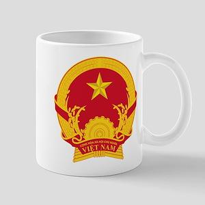 Vietname Coat of Arms Mug