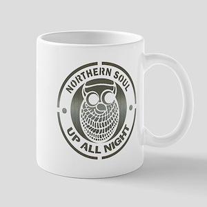 Northern Soul up all night ow Mug