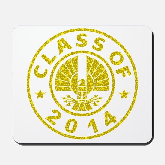 Class Of 2014 Eagle Mousepad