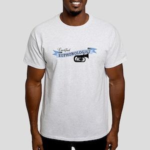 Euphonologist Light T-Shirt