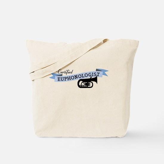 Euphonologist Tote Bag