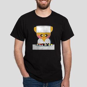 """Sushi Chef 2"" Dark T-Shirt"