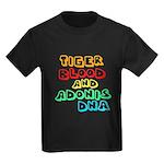 Tiger Blood Kids Dark T-Shirt