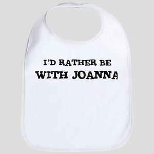 With Joanna Bib