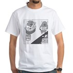 Buffalo Casino White T-Shirt