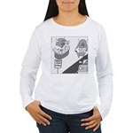 Buffalo Casino Women's Long Sleeve T-Shirt