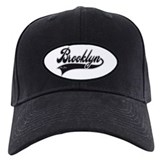 Brooklyn Baseball Cap with Patch