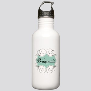 Beautiful Bridesmaid Stainless Water Bottle 1.0L