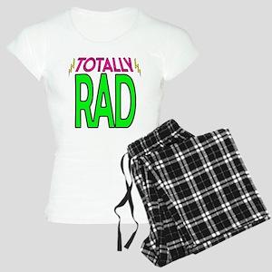 'Totally Rad' Women's Light Pajamas