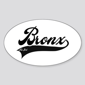 BRONX NEW YORK Sticker (Oval)