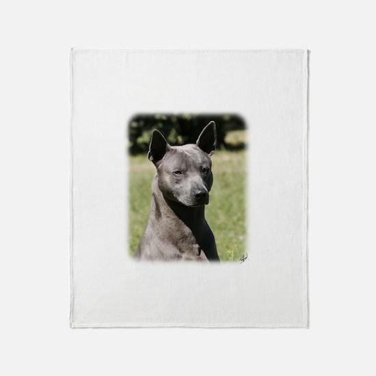 Thai Ridgeback 9Y815D-273 Throw Blanket