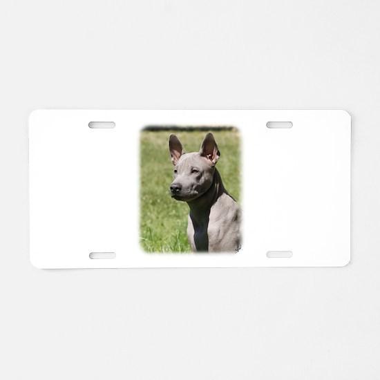 Thai Ridgeback 9Y815D-302 Aluminum License Plate