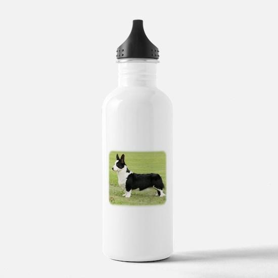 Welsh Corgi Cardigan 9Y501D-067 Water Bottle