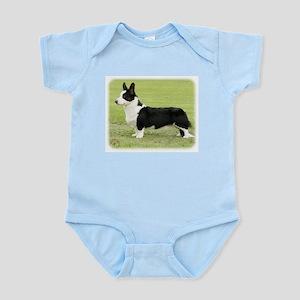 Welsh Corgi Cardigan 9Y501D-067 Infant Bodysuit