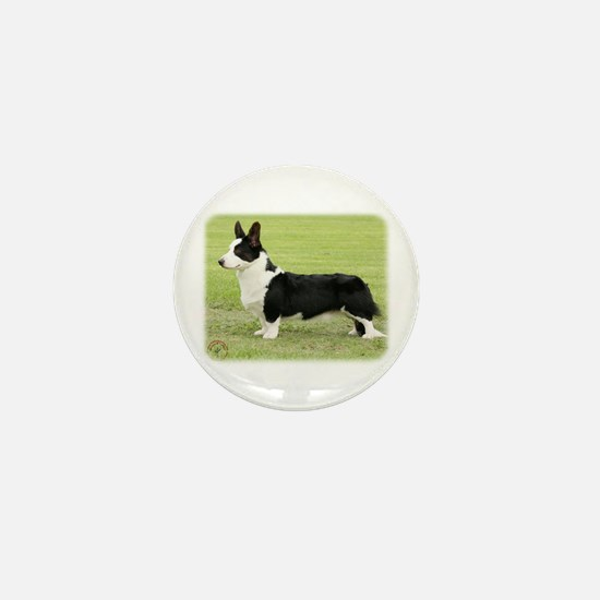 Welsh Corgi Cardigan 9Y501D-067 Mini Button