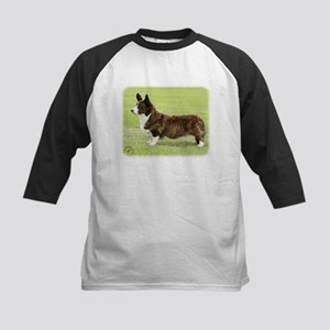 Welsh Corgi Cardigan 9Y501D-091 Kids Baseball Jers