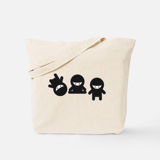Like a Ninja Tote Bag