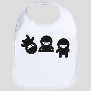 Like a Ninja Bib