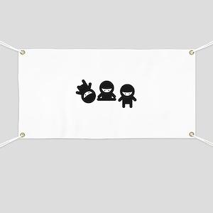 Like a Ninja Banner