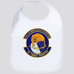97th Communications Bib