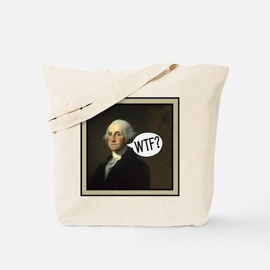 George WTF Tote Bag