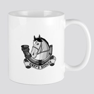 Grey's Scouts Mug