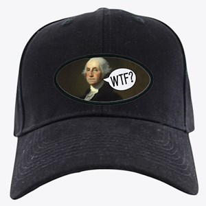 George WTF Black Cap