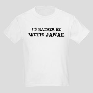 With Janae Kids T-Shirt