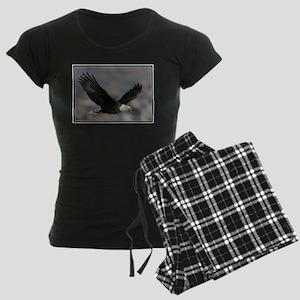 Eagle Wings Women's Dark Pajamas