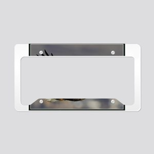 Eagle Wings License Plate Holder