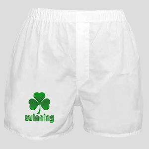 Winning Lucky Boxer Shorts