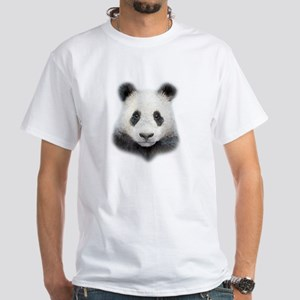 sweet panda White T-Shirt