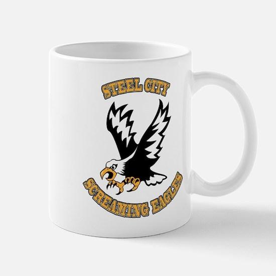 Steel City Screaming Eagles Mug