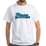 Pinoy America White T-Shirt