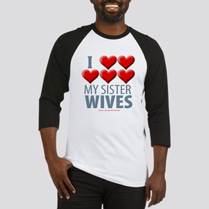 Sister Wives Baseball Jersey