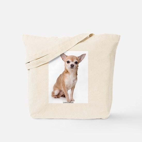Unique Chihuahua Tote Bag