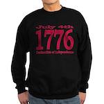 1776 - Independence Day Sweatshirt (dark)