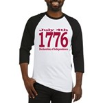 1776 - Independence Day Baseball Jersey