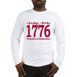 1776 - Independence Day Long Sleeve T-Shirt