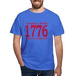 1776 - Independence Day Dark T-Shirt