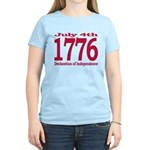 1776 - Independence Day Women's Light T-Shirt