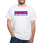Dollar Gas White T-Shirt